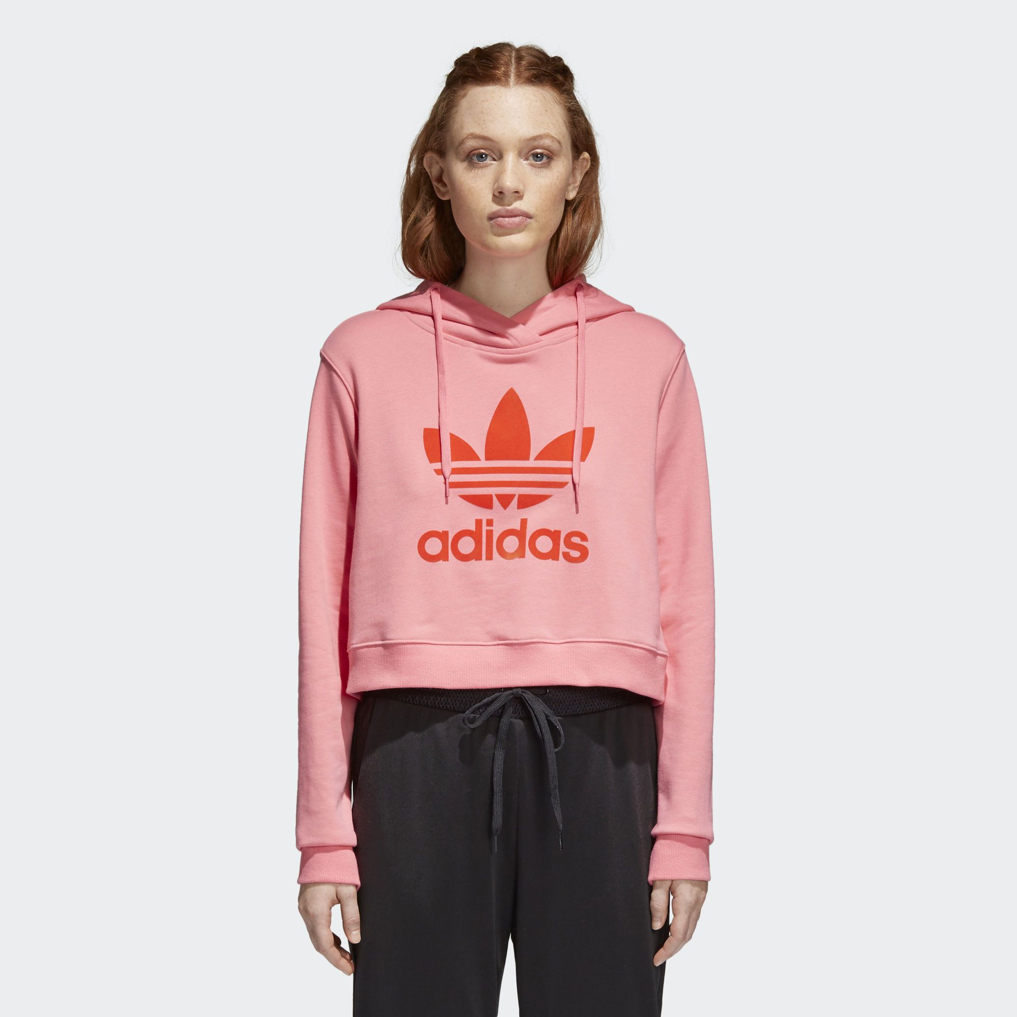 3a077e6659 CLRDO Hoodie in 2019 | Wish~List | Pink adidas, Adidas, Adidas fashion