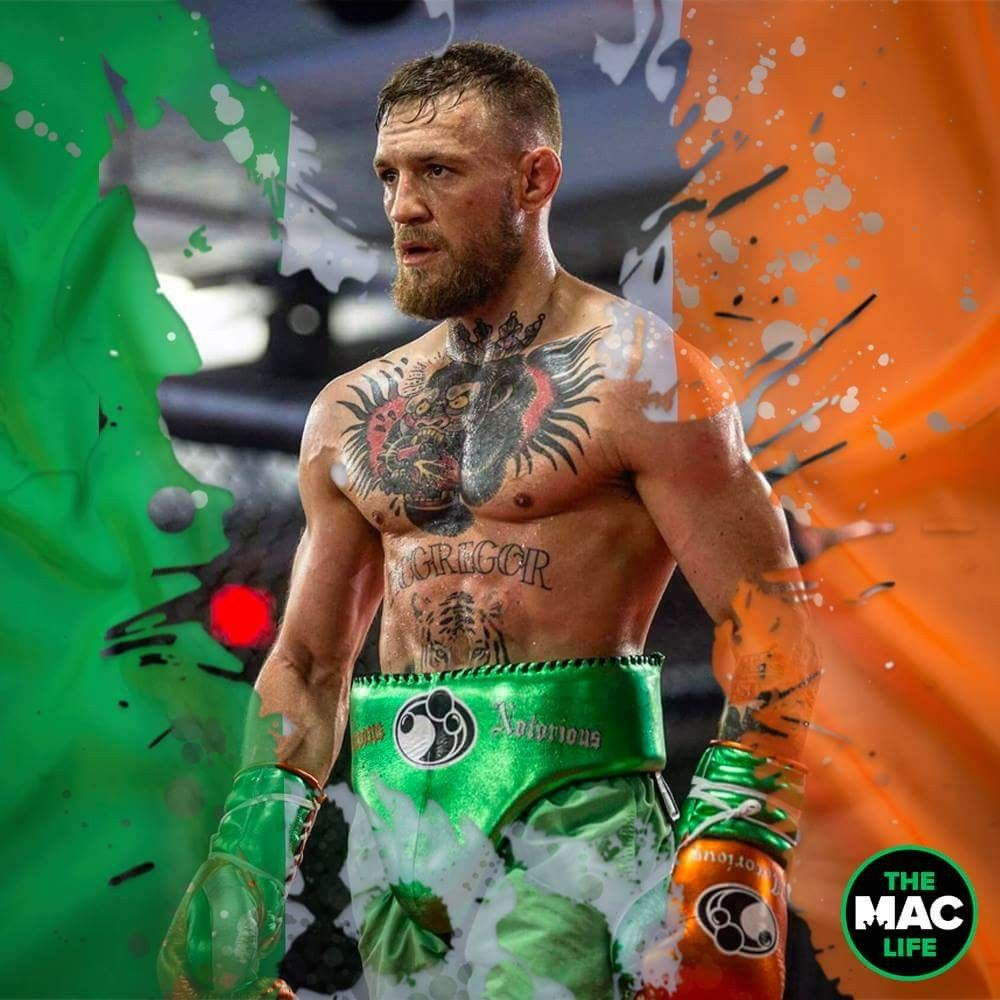 Pin By Andrea Rinella On Loves Mcgregor Boxing Conor Mcgregor Style Notorious Conor Mcgregor