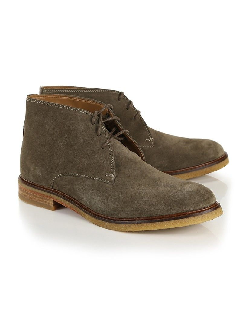 Clarks Men s Clarkdale Bara Chukka Boots - Olive Suede   take a look ... 8225a9095642