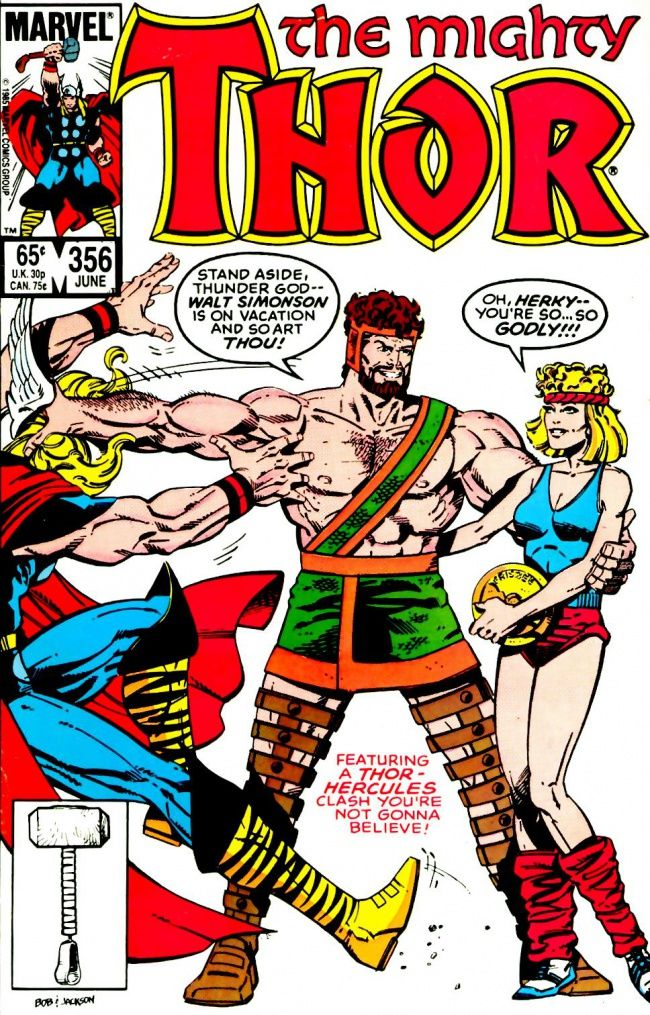 Thor in Comics 08