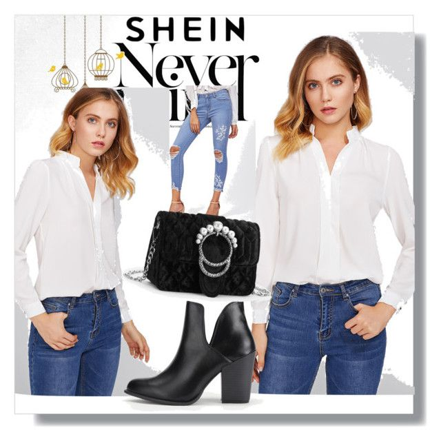 Designer Clothes Shoes Bags For Women Ssense Polyvore Shein Fashion