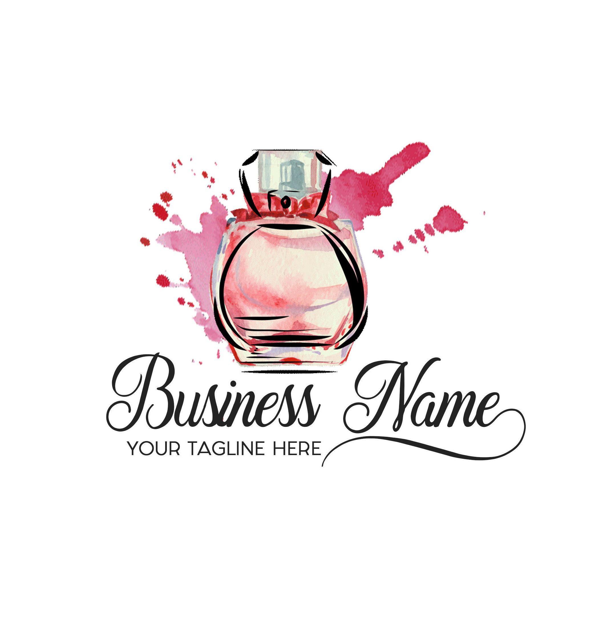 Perfume Logo Beauty Logo Perfume Bottle Logo Fragrance Logo Design Scent Logo Design Logotipo Cosmeticos Coisas De Maquiagem Ideias De Logomarca