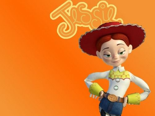 Jessie Toy Story Wallpaper Custom Jessie Wallpaper Jessie Toy Story Character Wallpaper Anime Wallpaper