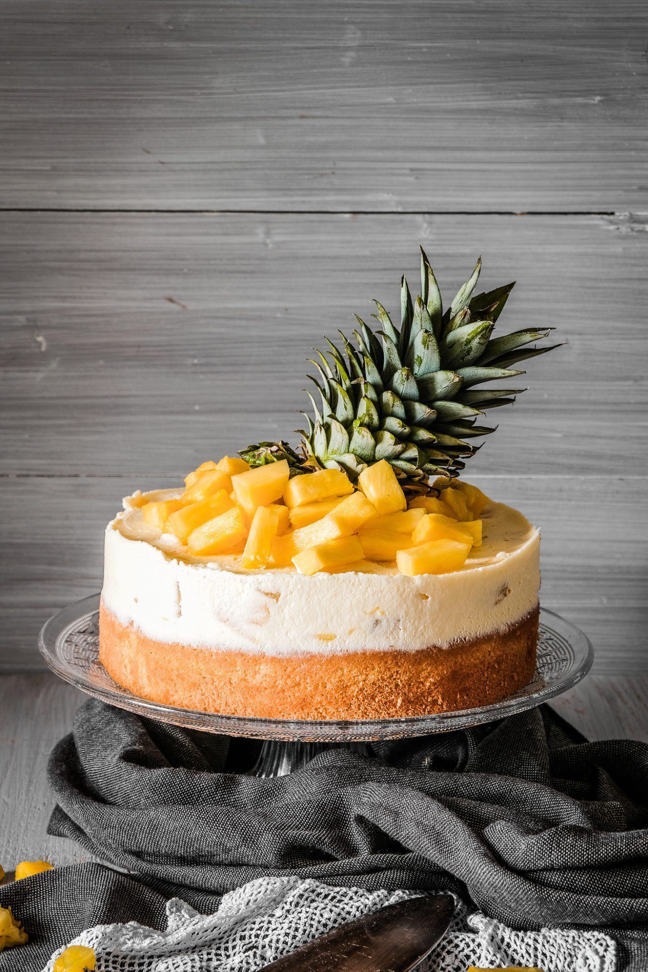 Einfache Ananas Torte Ahalni Sweet Home Ahalni Ananas Einfache Home Sweet Torte In 2020 Ananas Torte Ananas Kuchen Rezepte