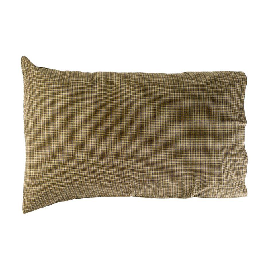 Annabelle Plaid Pillowcase