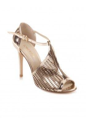 Rouge Altin Kadin Ayakkabi Gold Women Shoes Gold Shoes Shoeslove Goldshoes Heels Rouge Topukluayakkabi Aya Topuklular Ayakkabilar Topuklu Ayakkabilar