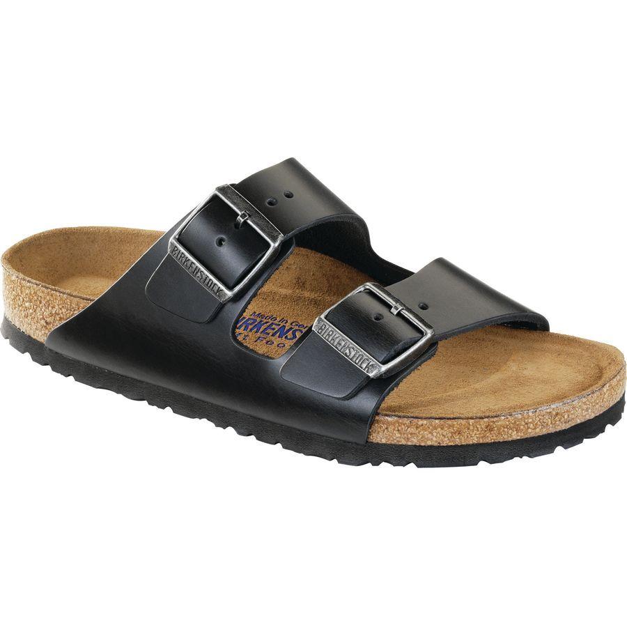 Zapatos negros formales Birkenstock Arizona para hombre TZxCbr