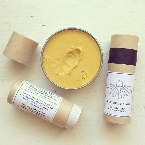 CULT Of The SUN - Natural SPF with Zinc Oxide