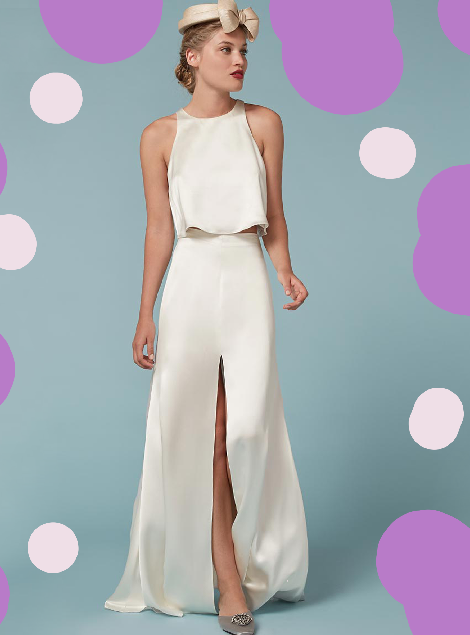 17 Non-Traditional Wedding Outfits For The Fashion-Forward Bride ...
