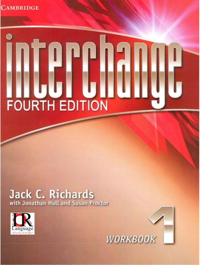 Interchange 4th 1 Wb Pdf Workbook Red Livros Em Ingles Como