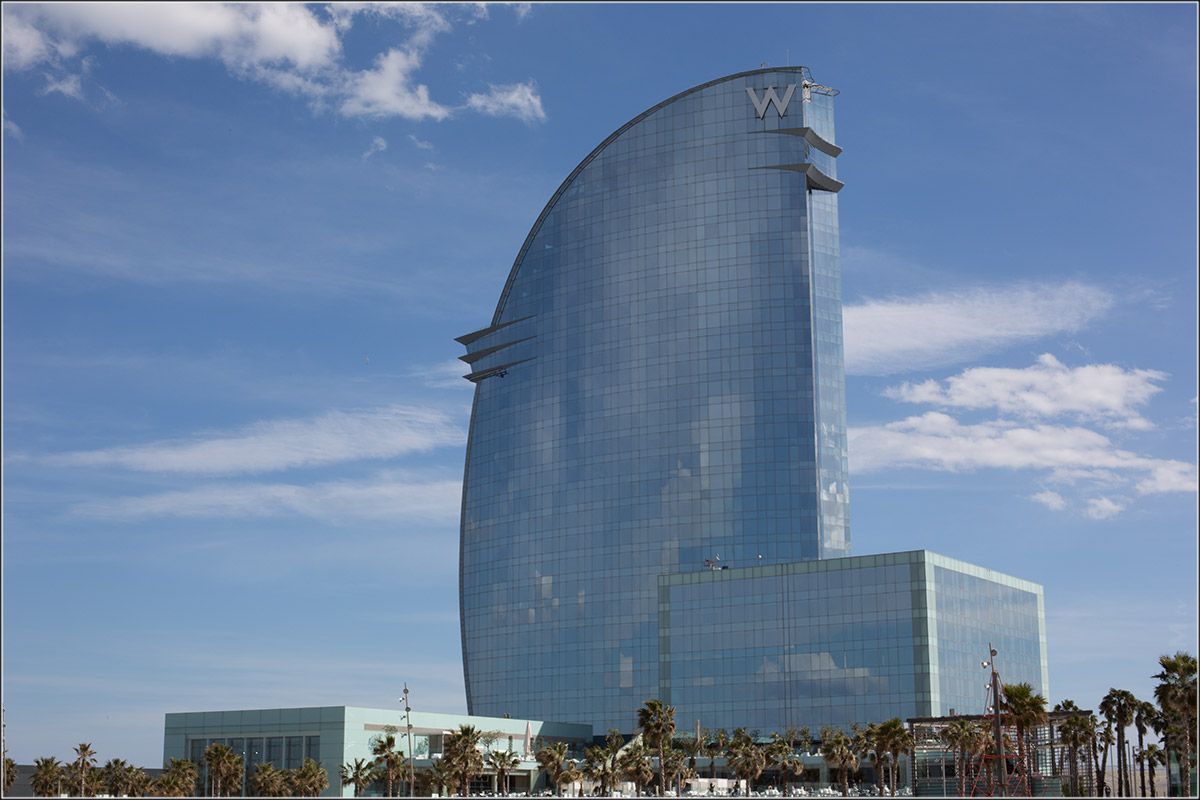 W Hotel Barcelona A Starwood Luxury Hotel Review Of My Stay In