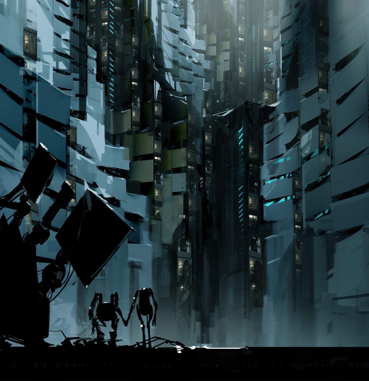 Portal concept art