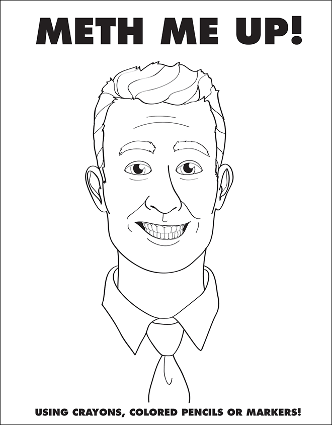 Coloring Book For Grown Ups Mocks Adult Life Ryan Hunter