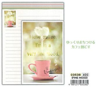 MRS LIVING | Rakuten Global Market: Cameo Skyser Photo 5 pattern letter FINE MOOD/03538