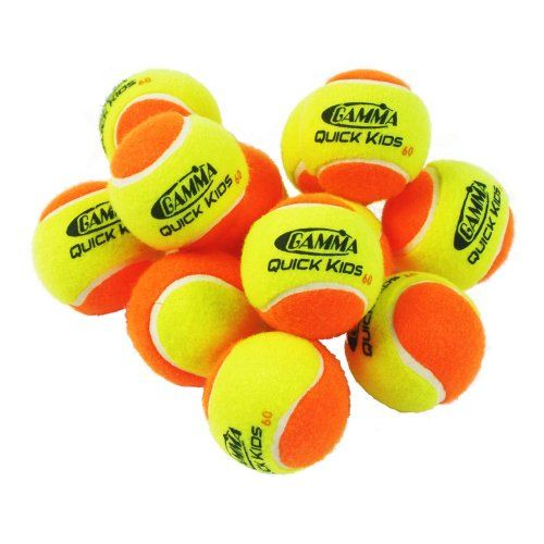 Gamma Sports Quick Kids Training Balls Review Tennis Kids Tennis Tennis Balls