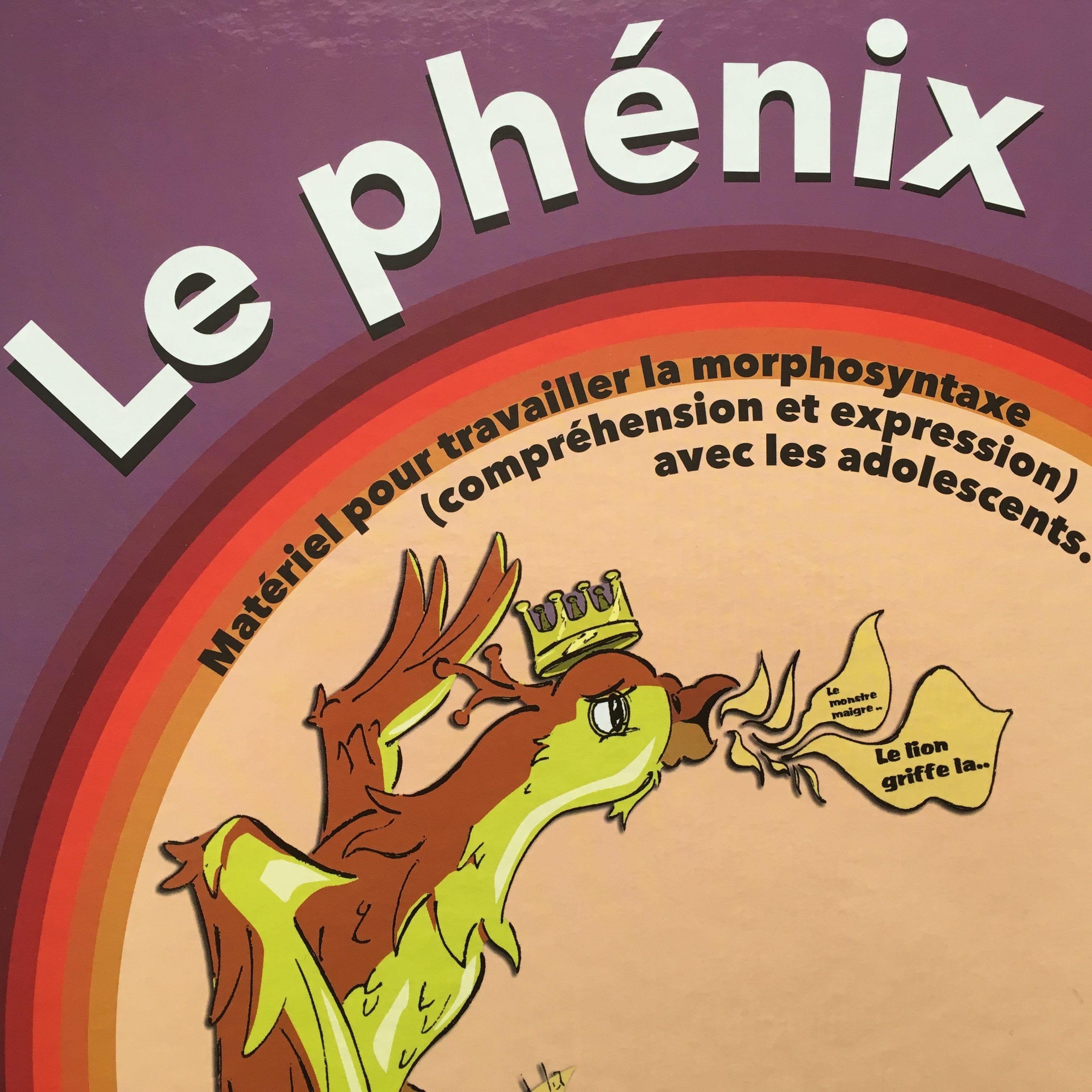 Le phénix - Orthophonie, rééducation, LO langage écrit, compréhension, expression, lecture, retard de langage, dyslexie, dysorthographie, surdité