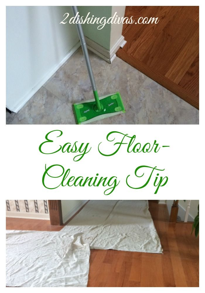 Easy Floor Cleaning Tip Fast And Cheap Cleaning Hacks