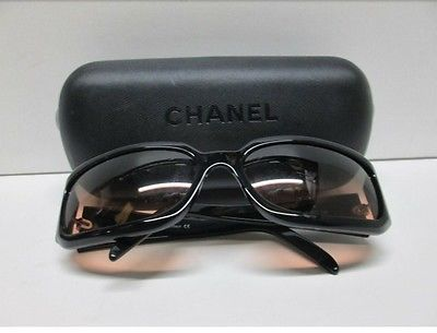 716f375ad96b3 pre-owned authentic CHANEL sunglasses w  CC rhinestoned logo ...