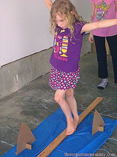 Photo of Shark Party Games for Shark Week or Shark Birthday Party