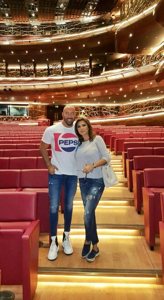 Elissa Inside Dubai Opera House Celebrities Instagram Posts Opera