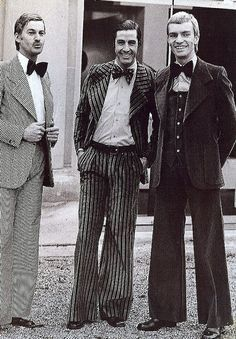 Fashion in the 1920s men 34