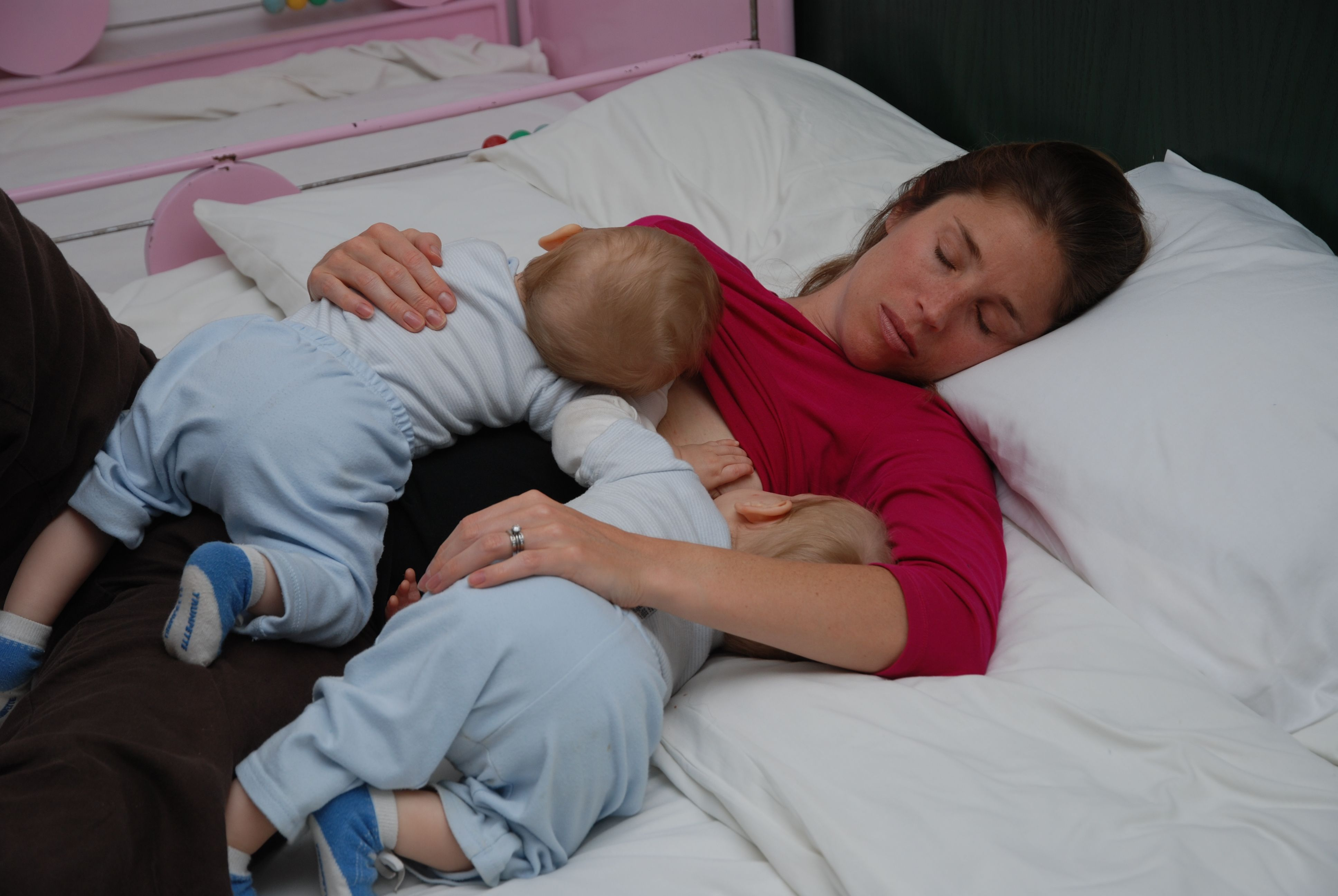 Falling Asleep at the Breast/Bottle - AAPorg