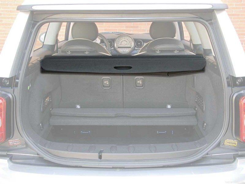 mini cooper rear trunk cargo cover oem gen2 r55 clubman shelf cover mini cooper clubman mini cooper rear trunk cargo cover oem