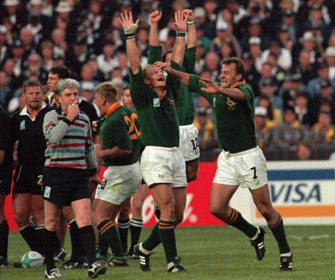 See Photos From South Africa S Monumental Rugby World Cup Victory Rugby World Cup South Africa Rugby Rugby