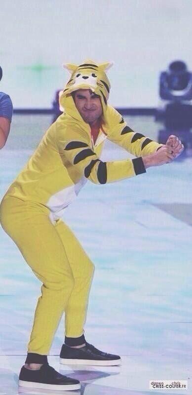 Twitter / TCA2013Updates: @Darren Himebrook Himebrook Himebrook Criss twerking on stage ...