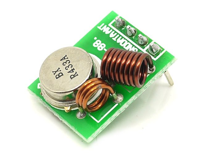 Arduino 433mhz rf link | Arduino | Arduino, Diy electronics