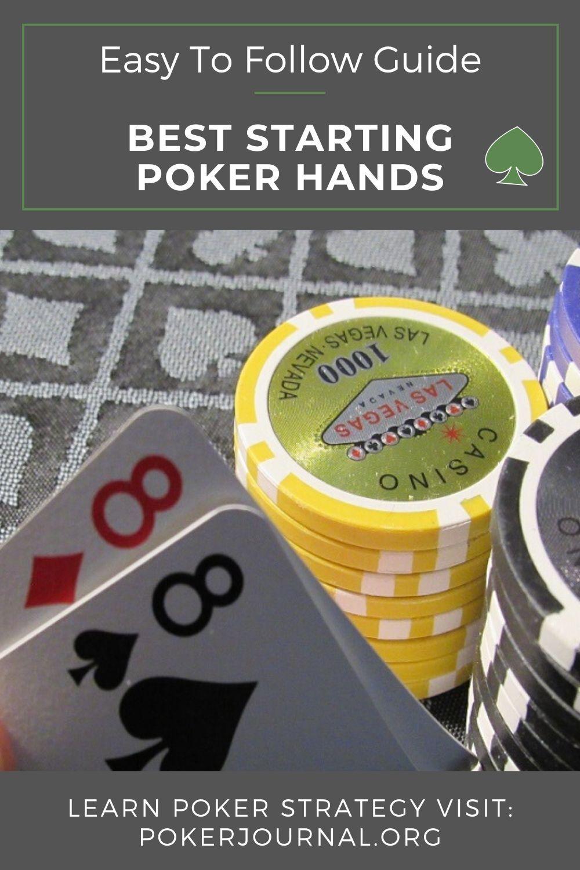 Poker Basics Easy to Follow Guide to Poker Starting