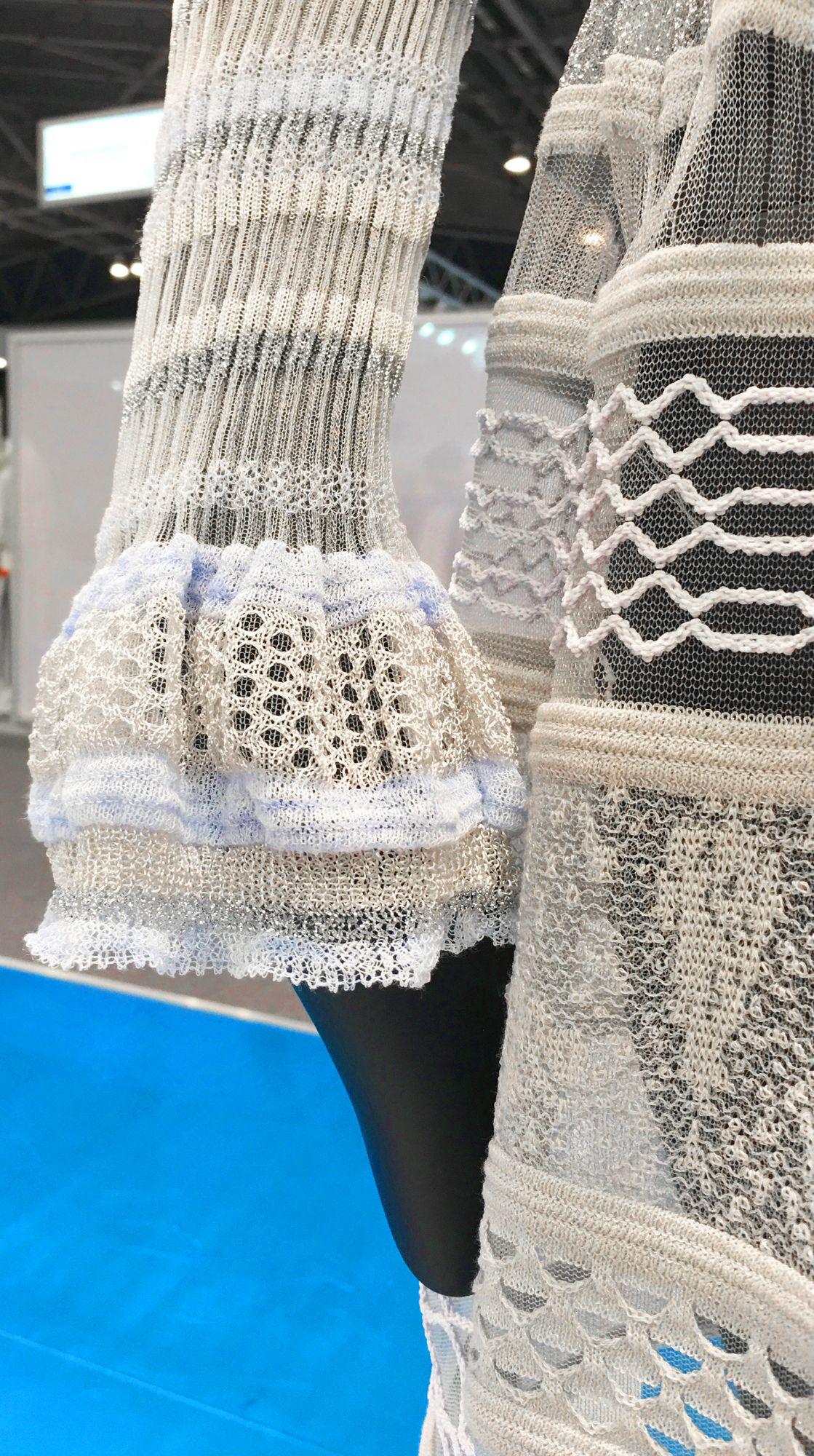 SHANGHAI SPINEXPO 2017 SPRING SUMMER    #spinexpo  #spinexpo2017  #yarndesign  #fabricdesign  #knitwear  #knitweardesign  #knitdesign  #fashiondesign  #knitfashion  #yarn  #fabric #pattern  #patterndesign  #knitwearpattern  #stitches  #knitstitches  #sweaterdesign  #sweaterpattern  #sweaterfashion  #yarns  #pointelle  #texture  #texturedesign  #fashiontexture  #knittexture  #knitting  #fashiondetails  #fashiondetail  #knitdetails  #fabrics