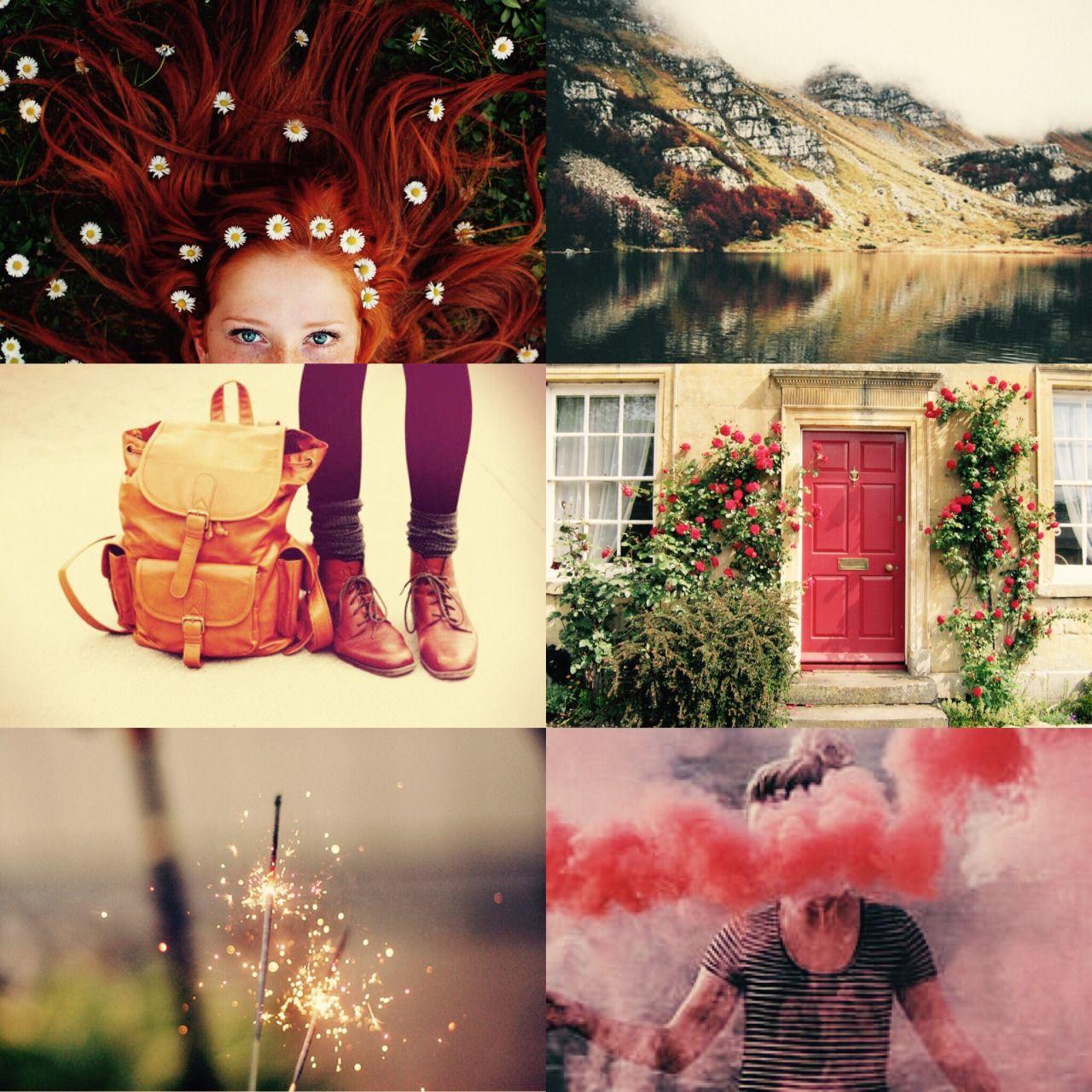 Modern Harry Potter Aesthetics Ginny Weasley 1 2 Anything S