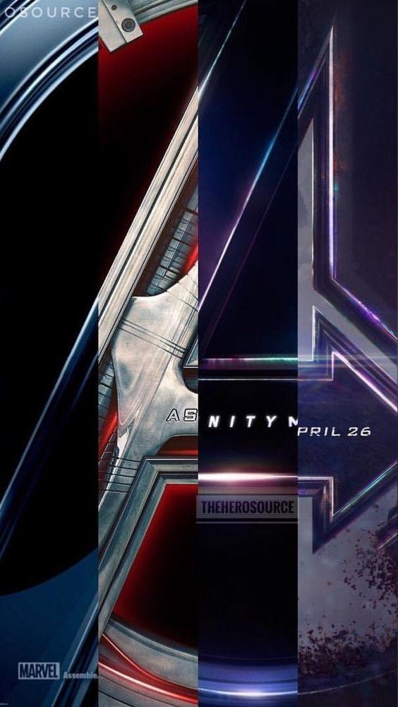 Verº Vengadores Endgame 2019 Pelicula Completa Online En Espanol Latino Subtitulado Gratis En Marvel Superheroes Avengers Logo Avengers