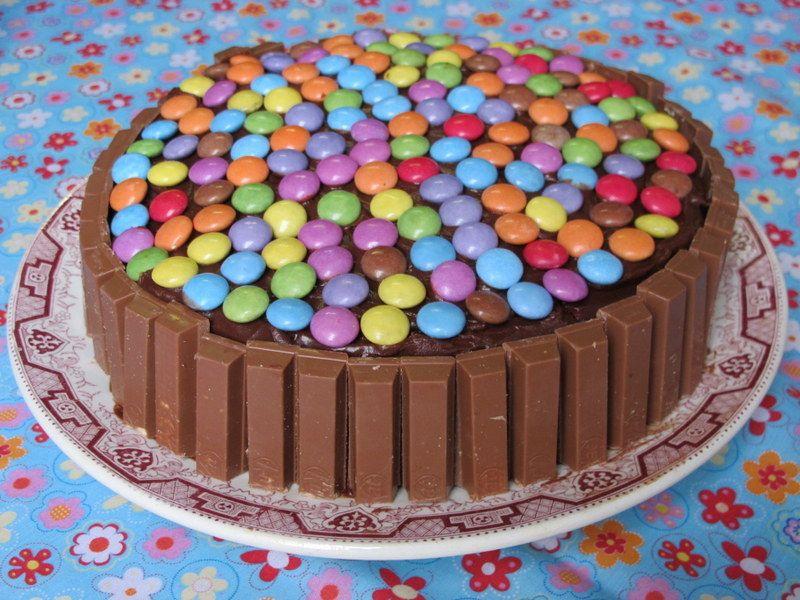 gâteau d'anniversaire tout chocolat | recipe | cake