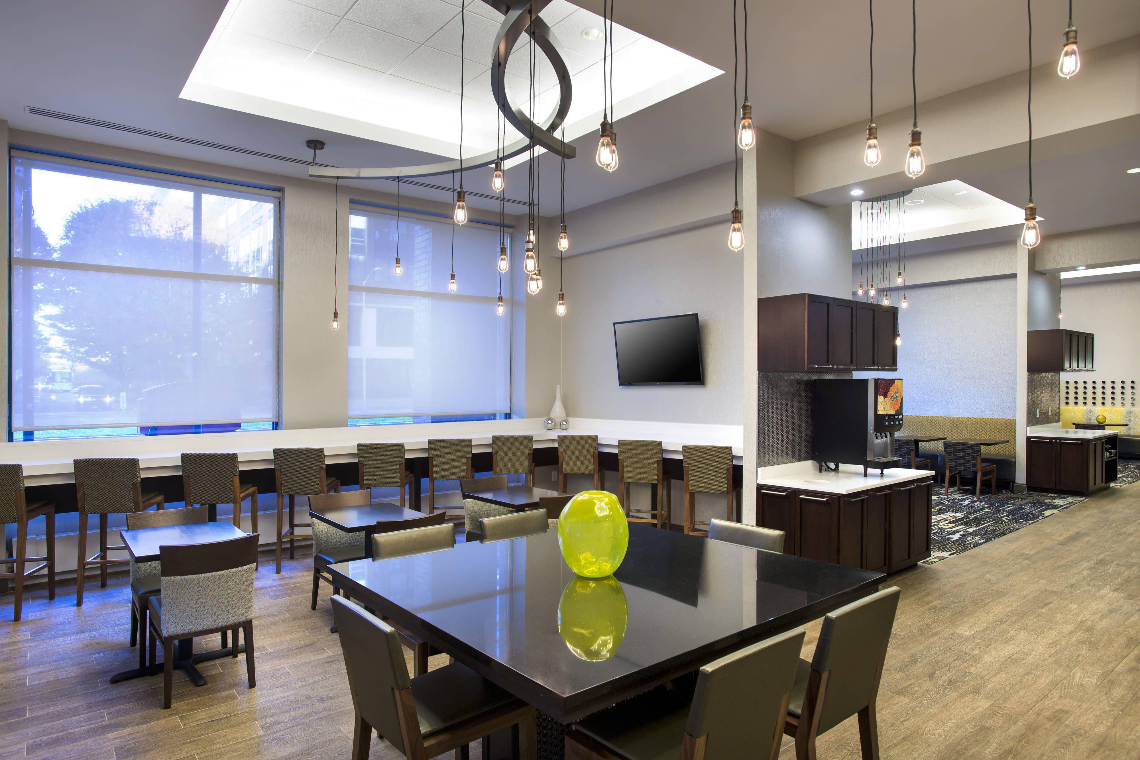 Residence Inn Boston Cambridge Dining Area Suite,