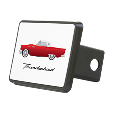 1957 Thunderbird Hitch Cover