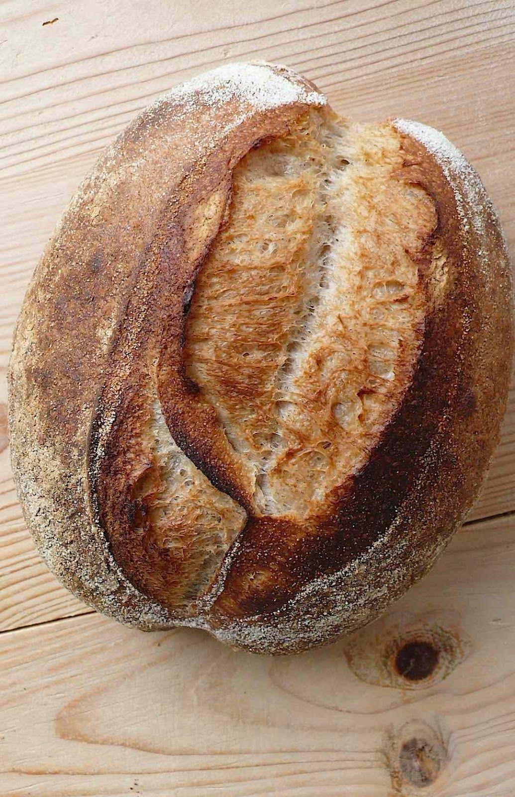 Bernd's bakery Bread of Canton Lucern Bread, German