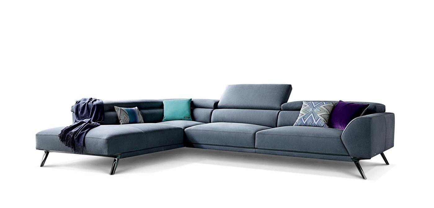 Composition D Angle Prefixe Canapes Convertibles Roche Bobois Sofa Design Sofa Furniture Sofa