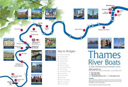 bad0c8d24395376ba9584badd5820c16 - Thames River Boat To Kew Gardens