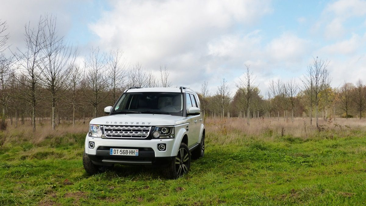 Test Land Rover Discovery 4 SDV6, the end of an era New