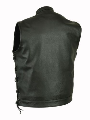 Sons Anarchy Leather Vest