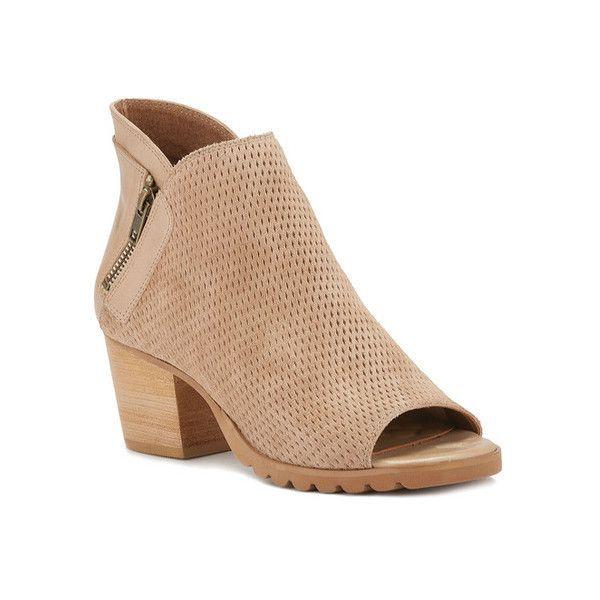 2c157b66b88f5 Women's Walking Cradles Neece Bootie ($190) ❤ liked on Polyvore ...