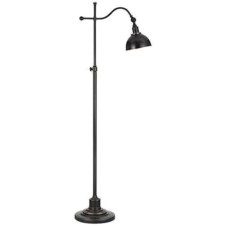 Floor Lamp Possiby Behind Chairs Or Just Behind The One