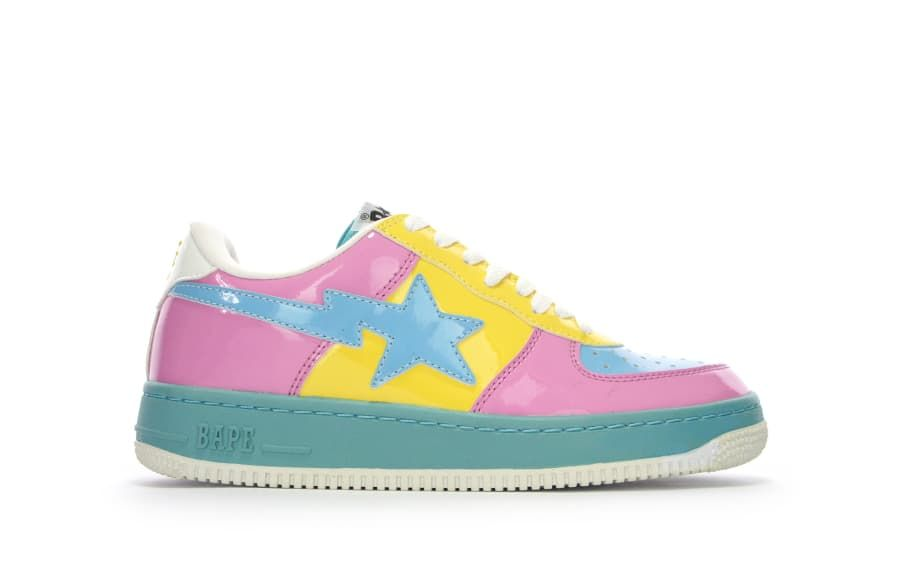 277c8cbc0192 The 25 Best Bape Items of All TimePatent Leather Bapesta