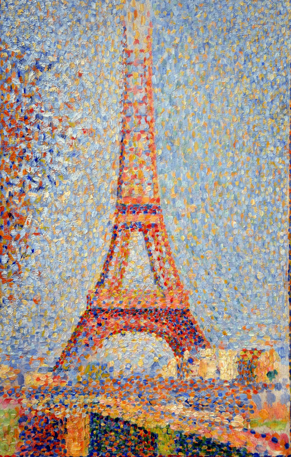 Surratt Pointillism