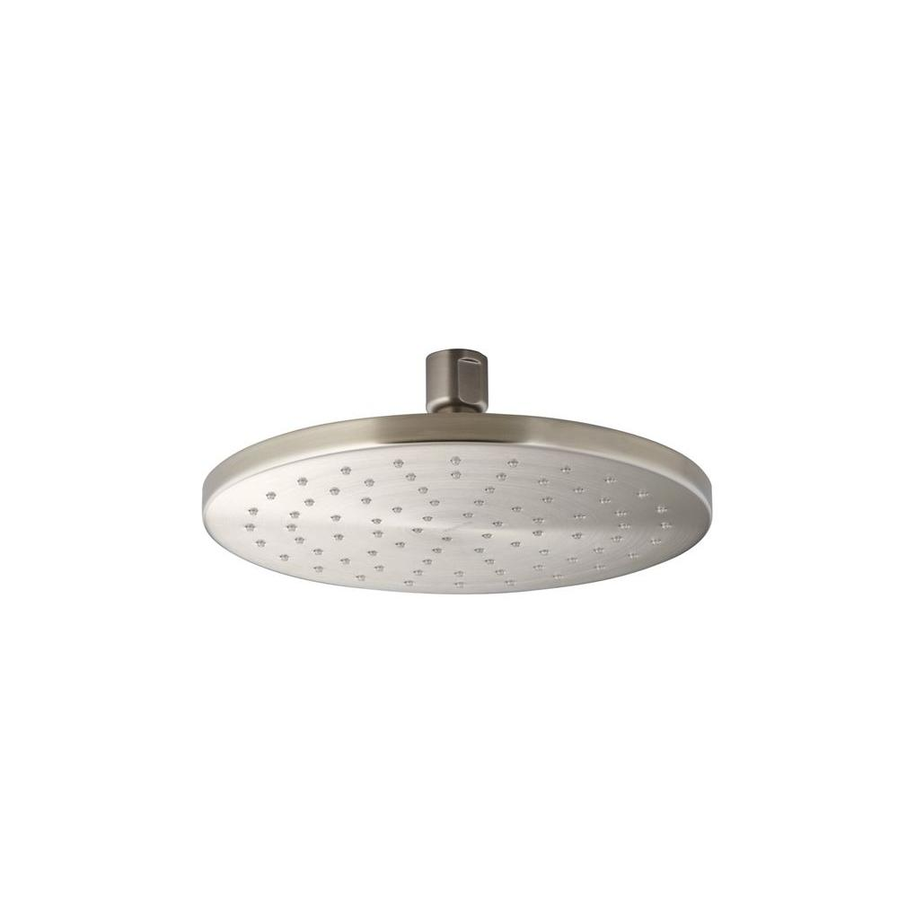 Kohler 1 Spray 8 In Single Ceiling Mount Fixed Rain Shower Head