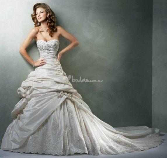 Vestidos de novia hermosos en queretaro