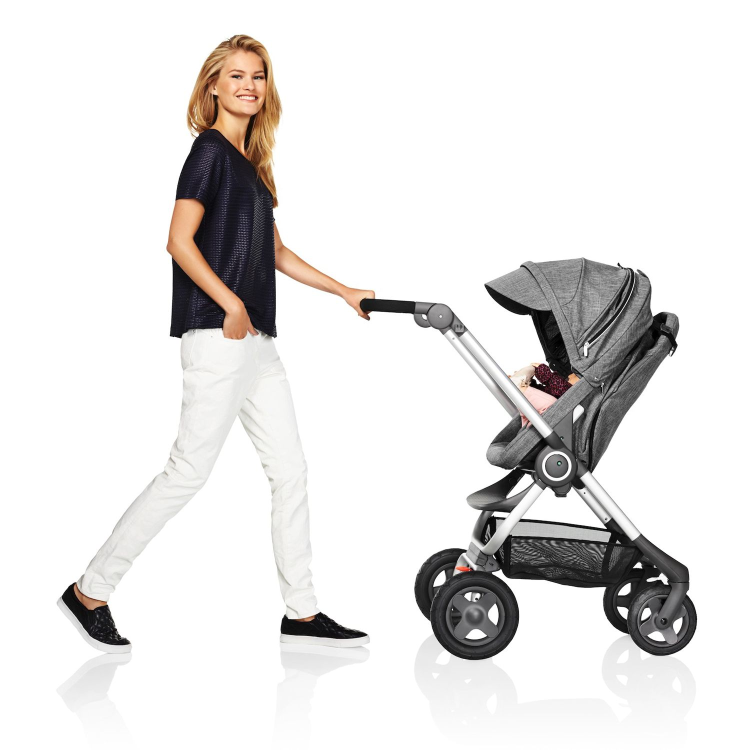 The Smart Urban Stroller. Have you seen the redesigned