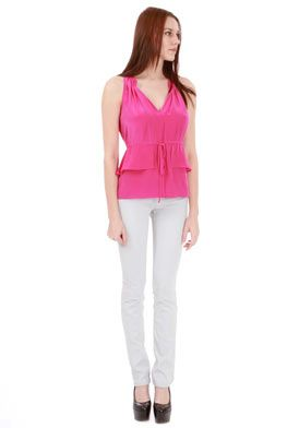 Rebecca TaylorPink Perfect Day Top